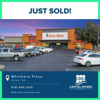commercial real estate property sold in Ceres, CA